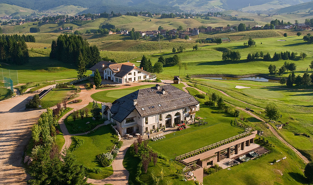 Ilga italian ladies golf association l 39 associazione for Alberghi di asiago